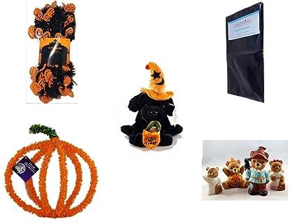Paquete de regalo divertido para Halloween (5 piezas), diseño de ...