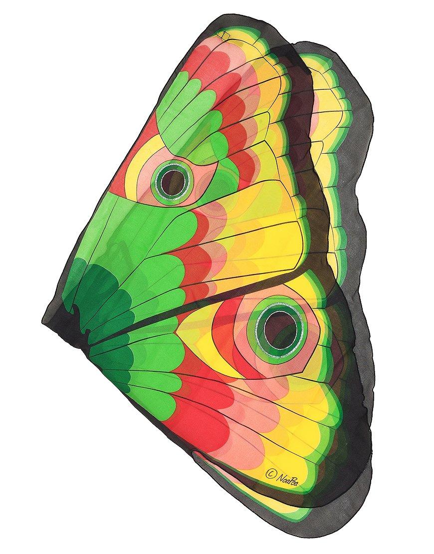 Dreamy Dress-Ups XL 50564 XL Wings, Flü gel, Yellow Butterfly, Schmetterling gelb NoaPoa