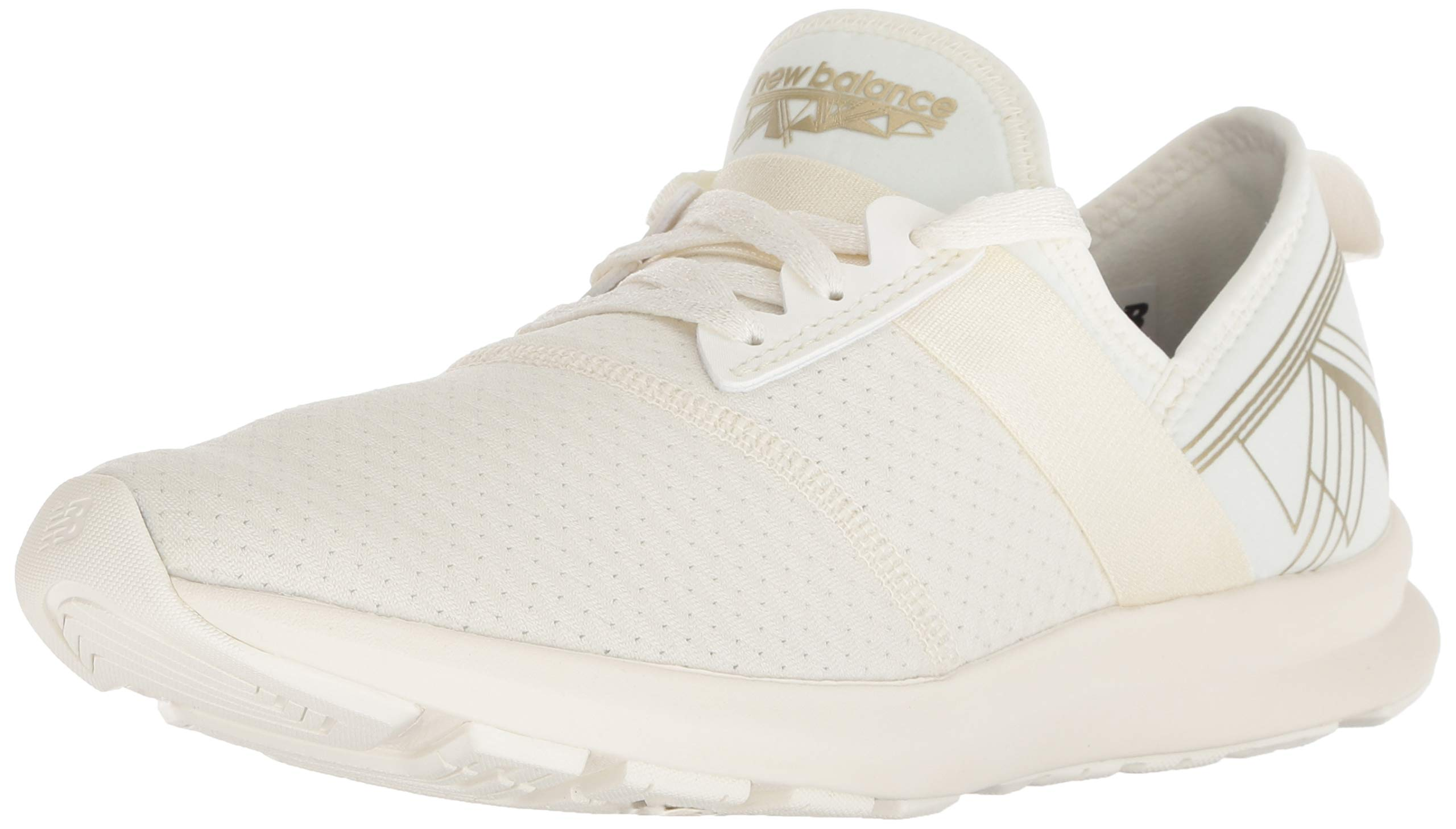 New Balance Women's Nergize V1 FuelCore Sneaker,SEA SALT,7.5 B US by New Balance
