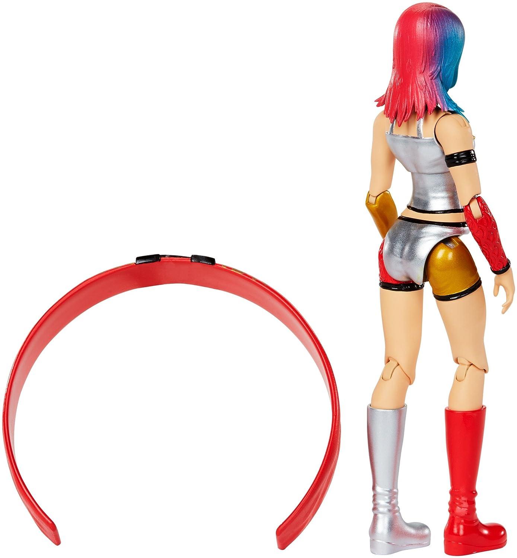 WWE Girls Asuka Ultimate Fan Pack Mattel FJC12