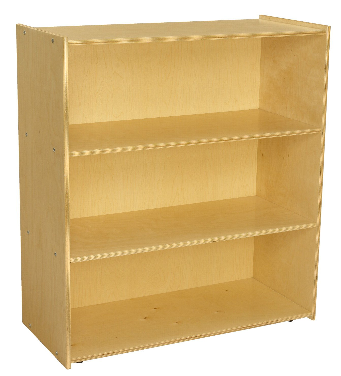 Childcraft ABC Furnishings Deep Shelf Storage Units, 36 W x 16 D x 40 H in