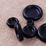 CITALL Car Wire Washer Kit 170pcs Rubber Grommets