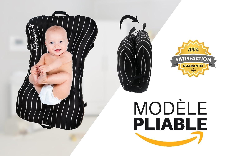 Materasso Letto Bebe Design pieghevole di trasporto e casa multifunzione