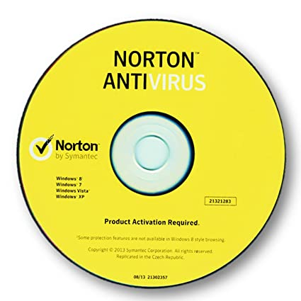 Symantec Norton Antivirus 1 PC 21.0 inkl Update 22.0 SB EFS 2016/2017