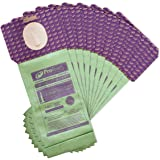 ProTeam 103483 Intercept Micro Filter Bags with 3.25-Quart Capacity, 10-Pack of Replacement Vacuum Filters