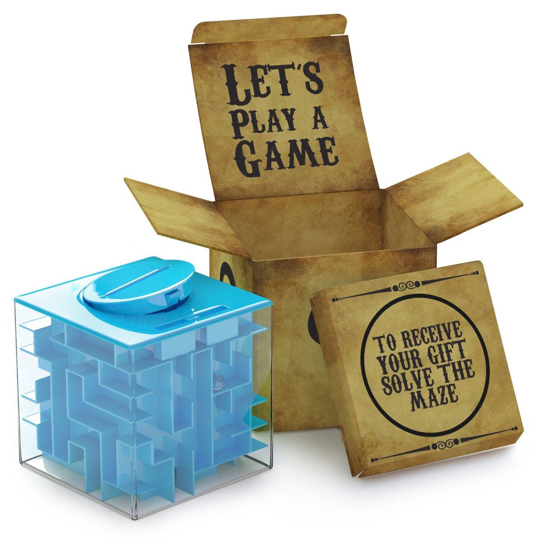 Money Maze: Laberinto de Dinero para un cambio divertido cuando regalas aGreatLife