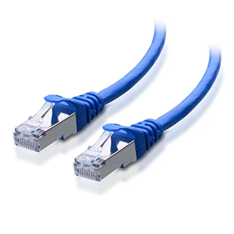Cable Matters Snagless Cat 6a / Cat6a (SSTP/SFTP) Shielded Ethernet Cable in