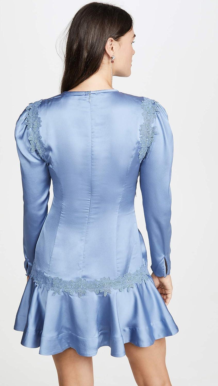 Keepsake Womens Resound Long Sleeve Dress