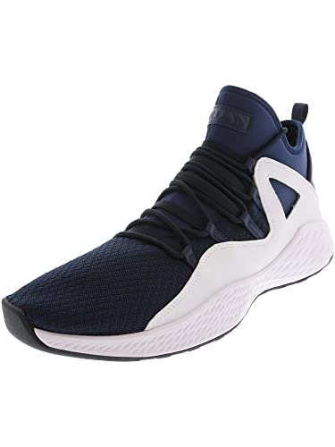 d0a987cf5ab Image Unavailable. Image not available for. Color: Nike Men's Jordan  Formula 23 Armory Navy / - White High-Top Basketball Shoe 14M