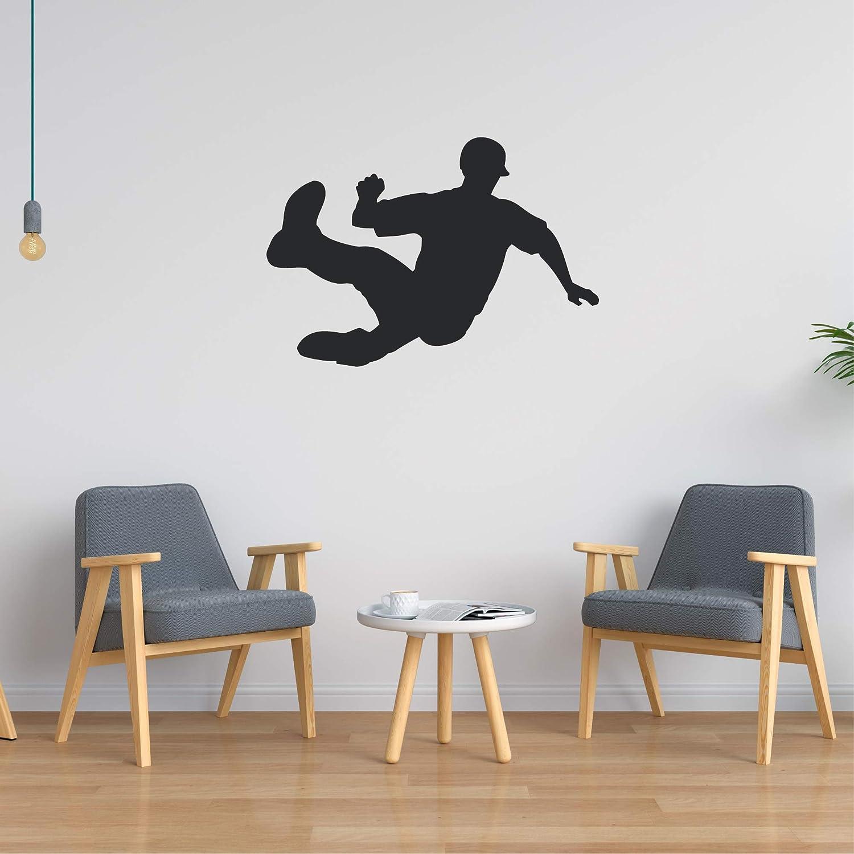 Amazon.com: Baseball Wall Sticker, Multiple Sizes, Sports ...