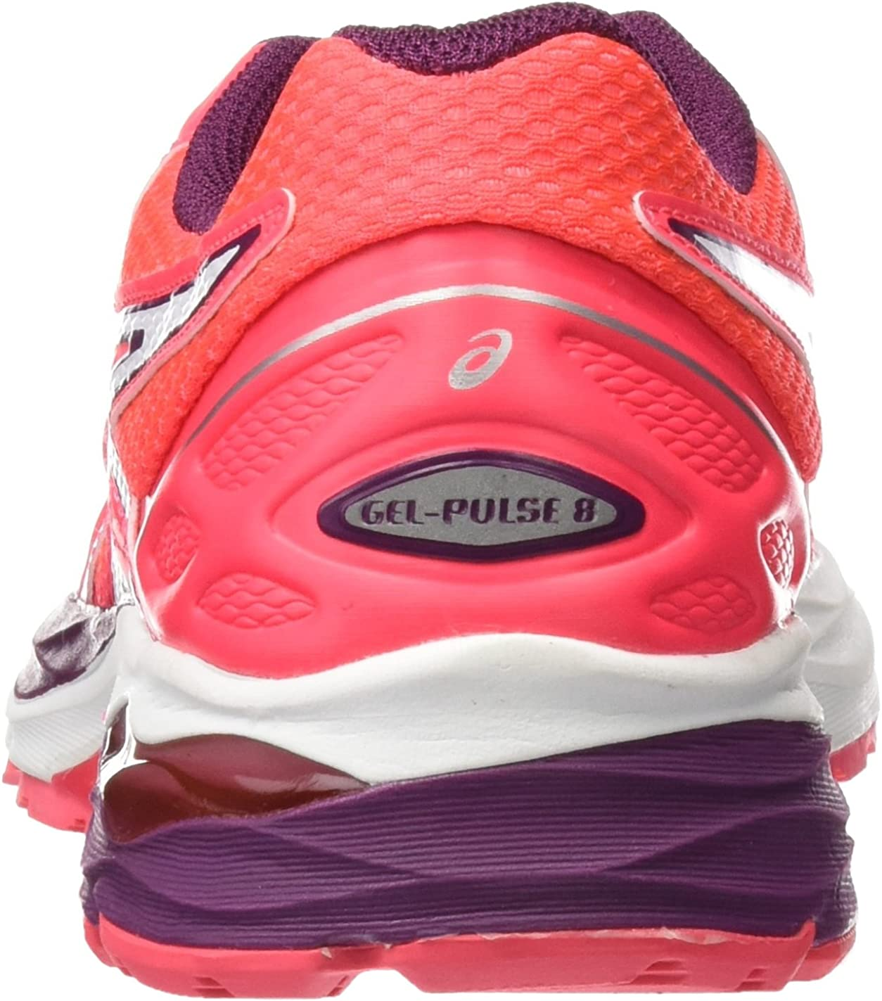 Won Nuevo significado ropa interior  Asics Gel-pulse 8, Zapatillas De Running Para Mujer Rosa Diva Pink White  Dark Purple