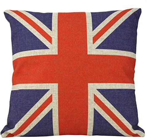Union Jack Pillowcase