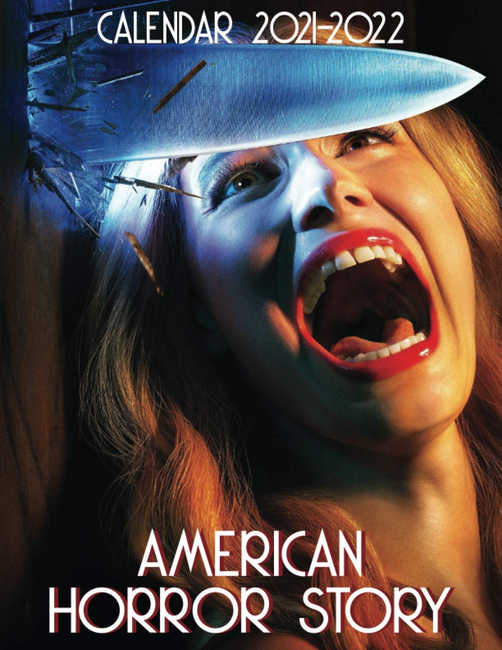 Calendrier Serie Us 2022 Amazon.com: American Horror Story Calendar 2021 2022: Special TV