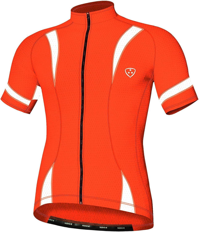 Deportes Hera Maillot Mangas Cortas Ciclismo, Camiseta Verano de ...
