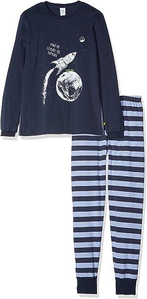 Sanetta Pyjama Long Conjuntos de Pijama para Niños