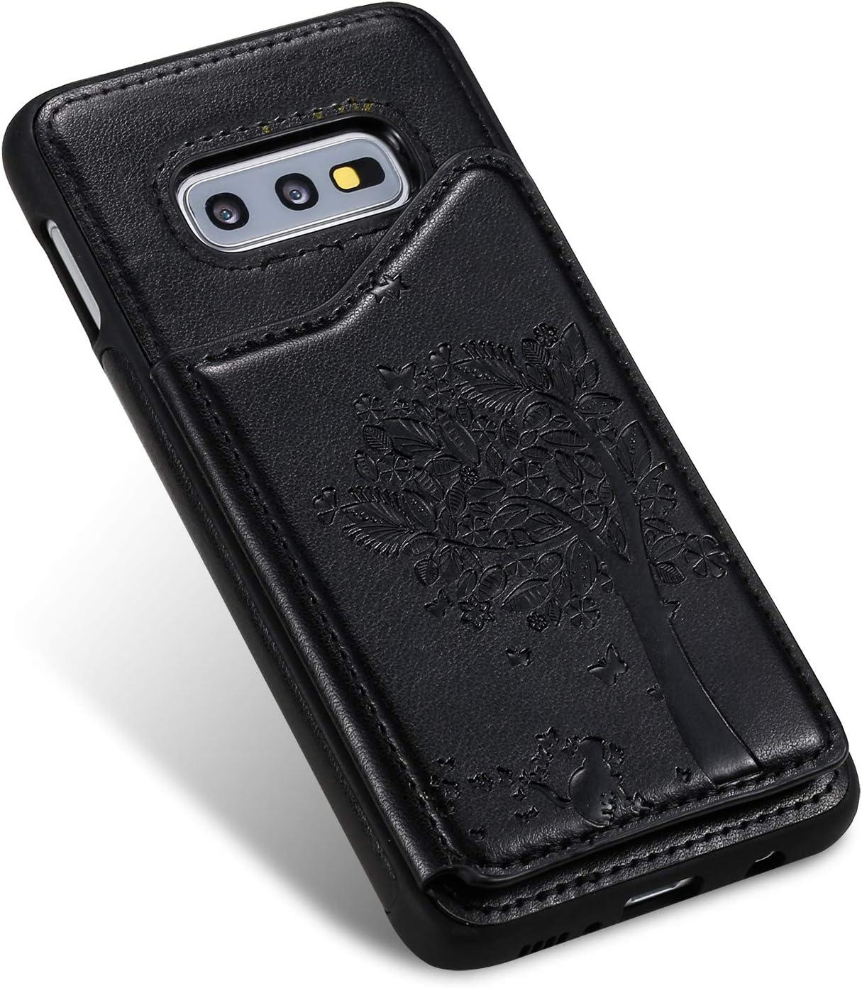 TOKTU120174 Bleu Premium TPU Souple Cuir Silicone Cover Case Antichoc Anti-D/érapante /Étui Housse avec Motif pour Samsung Galaxy S10e//G970F Tosim Coque Galaxy S10e