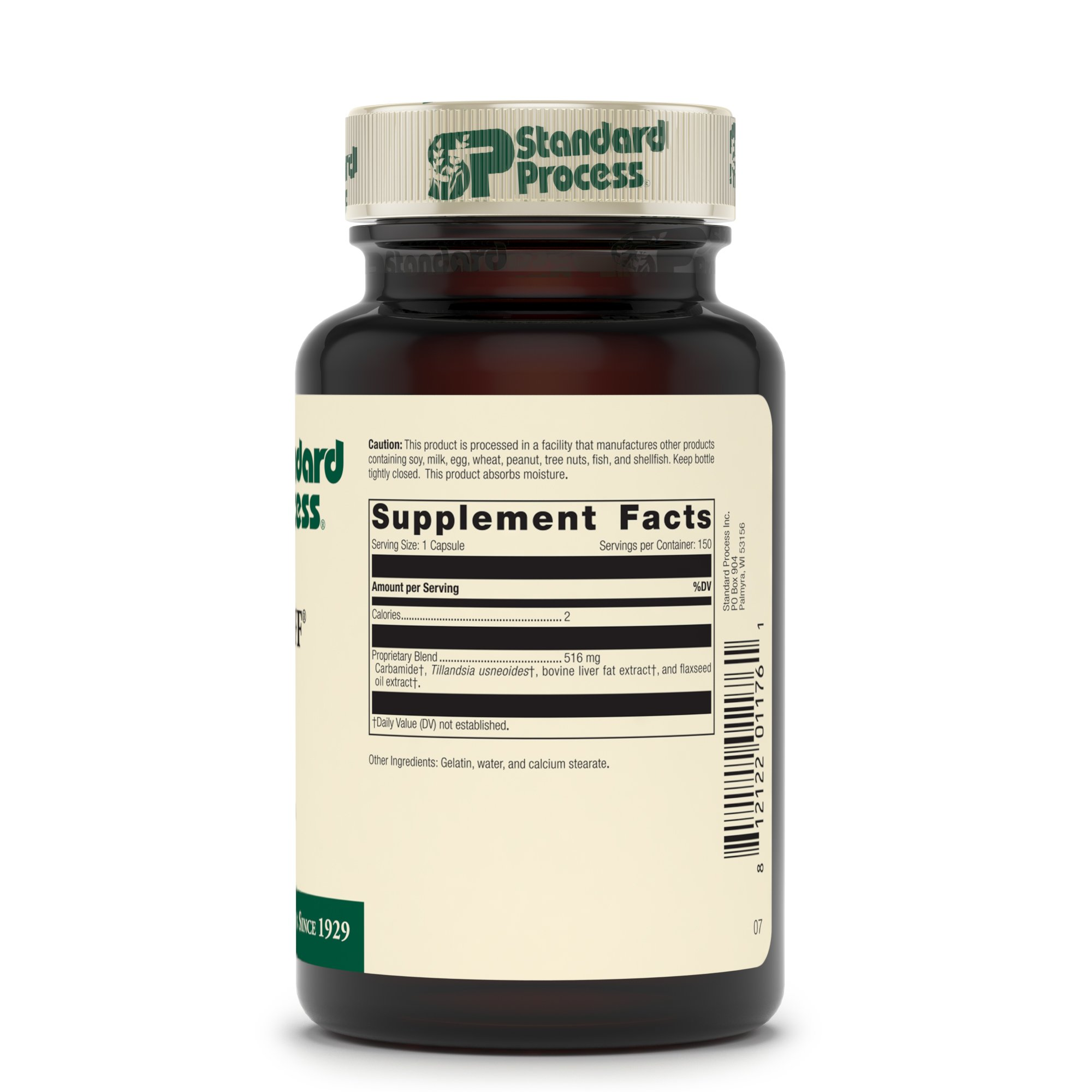 Standard Process - Super-Eff - Supports Nervous System, Cellular Health, Energy Production - 150 Capsules by Standard Process (Image #3)