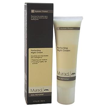 Murad  Perfecting 1.7-ounce Night Cream Dr. Jeannette Graf Copper Collagen Firming Serum 1 Oz.