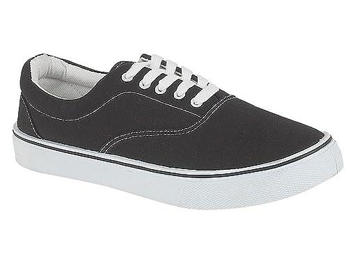 05e70b64 Foster Footwear - Zapatillas de Lona para hombre: Amazon.es: Zapatos y  complementos