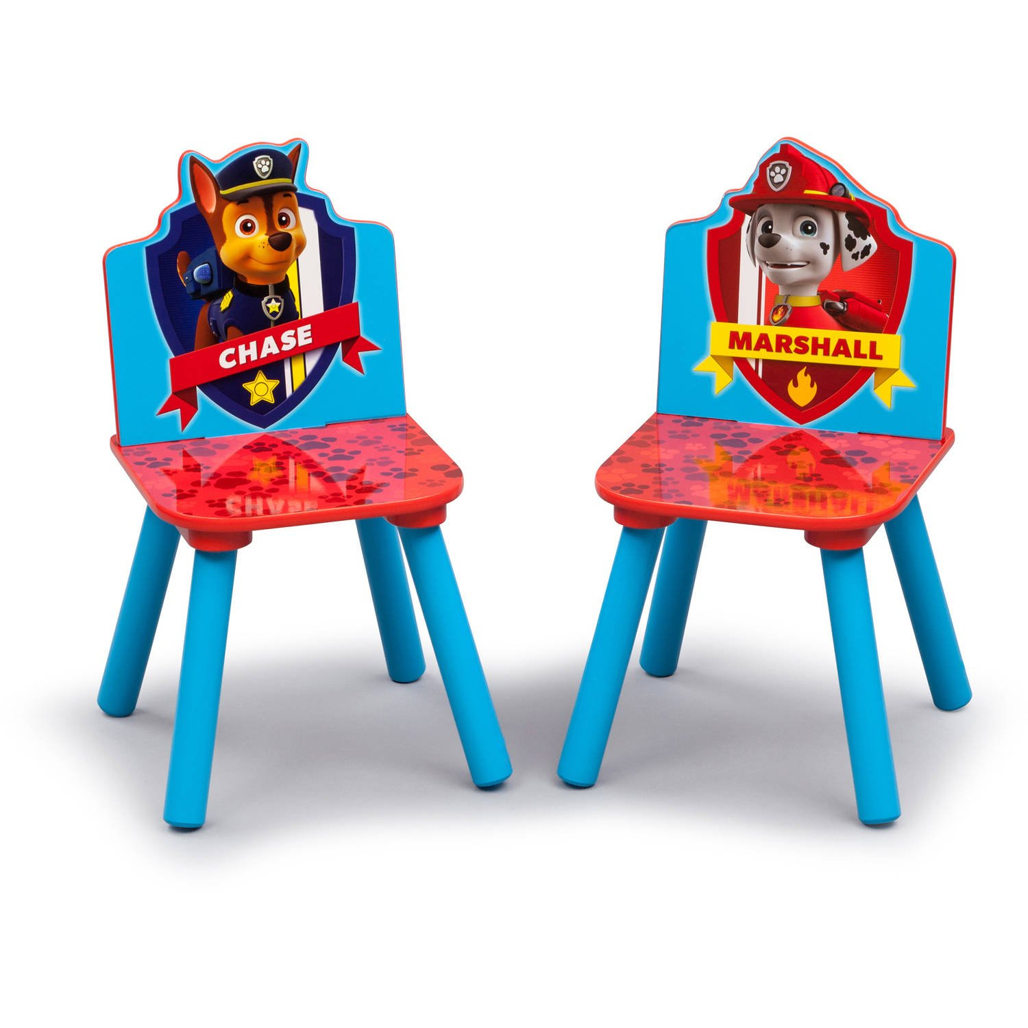 Amazon.com: Delta Children Paw Patrol Table and Chair Set with ...