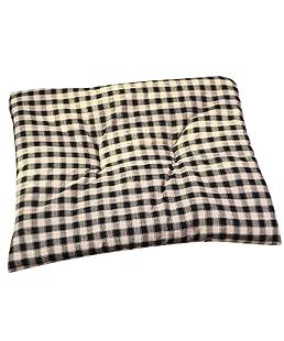 ZTY66® Dog Bed Mat Washable - Soft Cloth Crate Pad - Anti-Slip Matress for Small Medium Large Pets (Black, S)