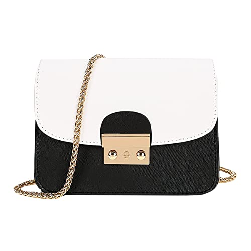 2e85fe21b2cd Heidi Women Mini Shoulder Chain Bag Fashion Leather Crossbody Bag ...