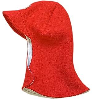 e32e4d3b0dc PICKAPOOH Hat 100% MERINO boiled wool Balaclava Baby Boy Girl Children  winter Otto