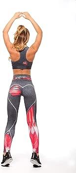 Excess leggins Mujer Fitness Yoga Mallas Deportivo Pilates, Running, Gimnasio, Maillot de Ciclismo Mochila Portatil de Regalos 3D Italiano push up de ...