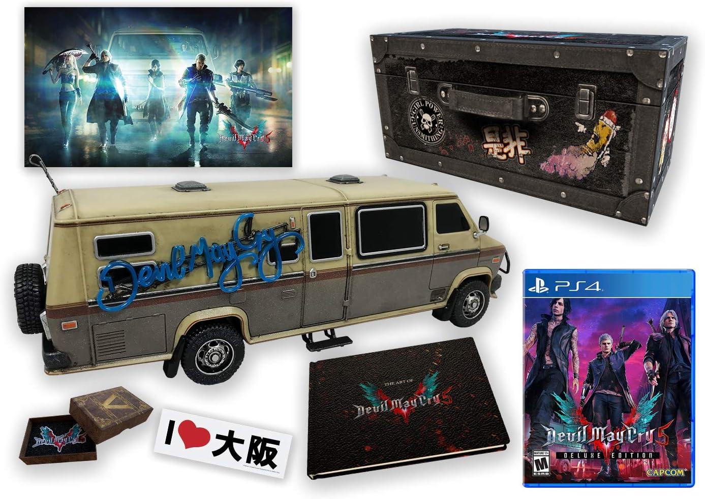 devil may cry 5 collectors edition gamestop