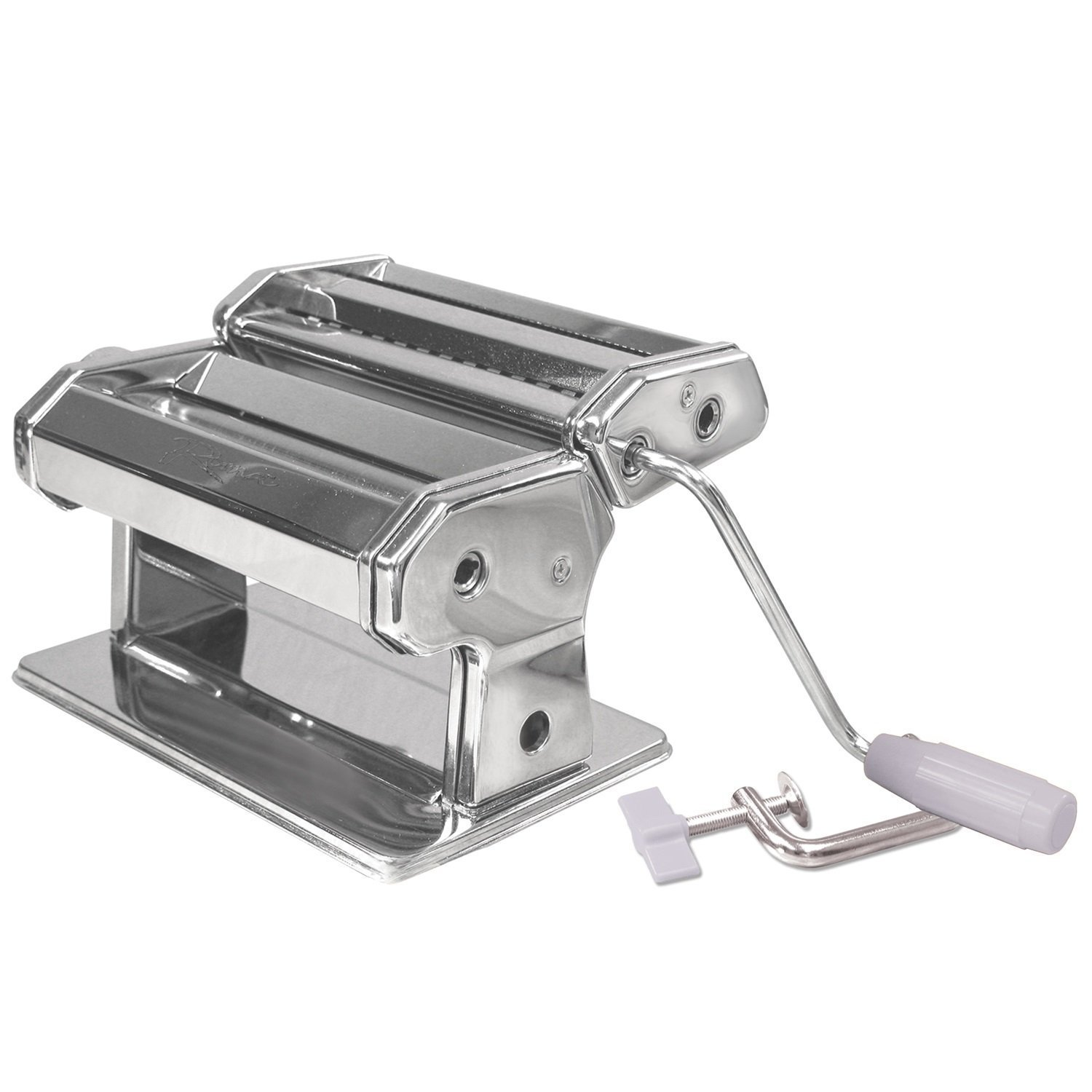 Roma Traditional Style Pasta Machine Stainless Steel