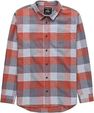 QUIKSILVER - Camiseta de Franela para Hombre: Amazon.es: Ropa y accesorios