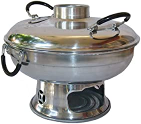 Tom Yum Or Soup Heated Serving Pot Soup Bowl