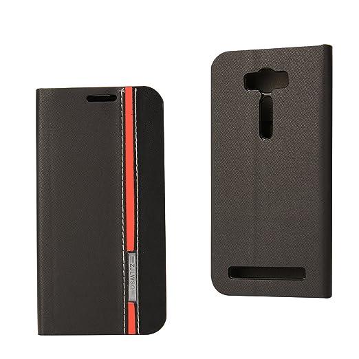 159 opinioni per Voguecase® Per Asus ZenFone 2 Laser ZE500KL (5.0 Pollici)(Tricolor- nero)