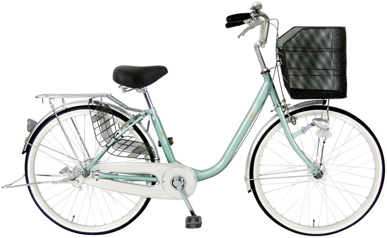 C.Dream(シードリーム) ソナタ SN61-H 26インチ自転車 シティサイクル ミント 100%組立済み発送 B071W3K964