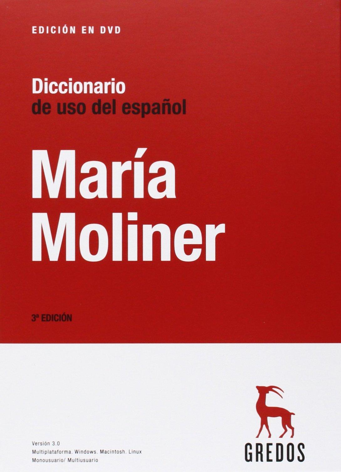 Diccionario de uso del español (DVD 3.0) (DICCION...