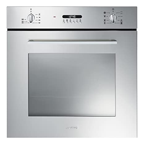 Smeg SF478X - ovens (Large, Built-in, Electric, A, Stainless steel ...