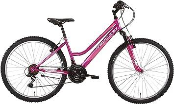 Montana Escape - Bicicleta de montaña para mujer, 26 pulgadas ...