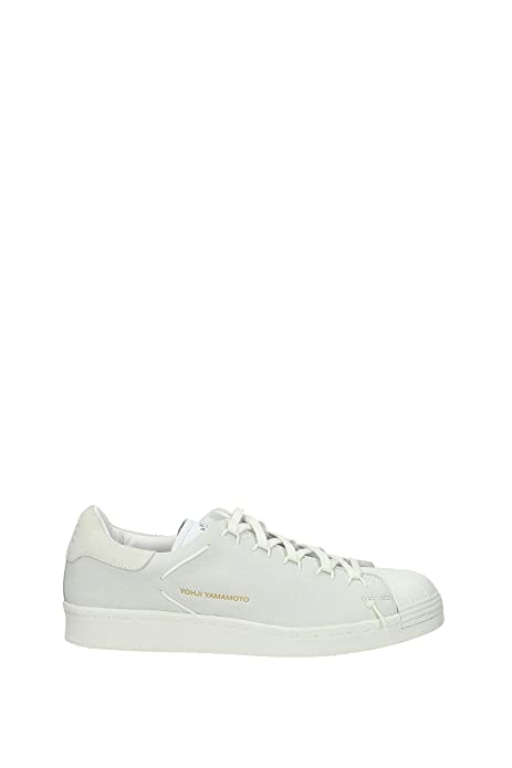 401ab9b9a Y-3 Super Knot Trainers White 12 UK  Amazon.co.uk  Shoes   Bags