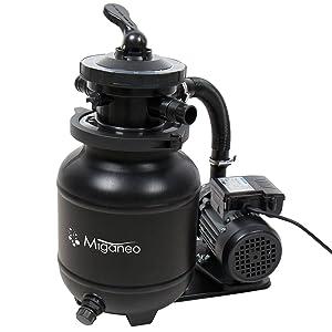 Miganeo 40385 Sandfilteranlage Dynamic 6500