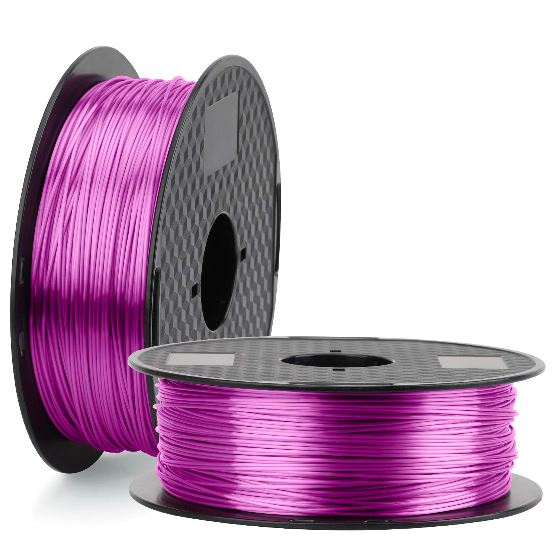 Filamento PLA de 1,75 mm, filamento para impresora 3D MCHYI ...