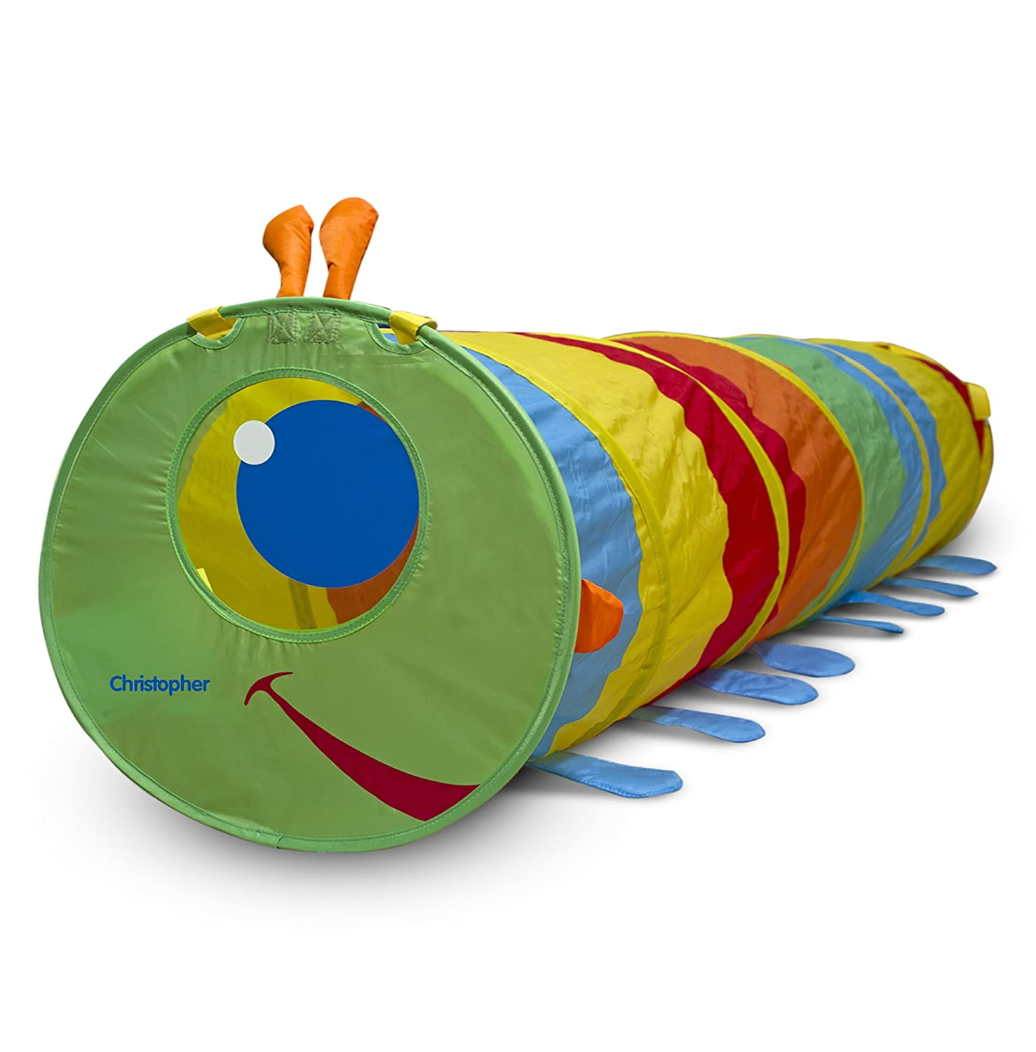 Melissa & Doug Sunny Patch Happy Giddy Crawl-Through Tunnel 6201