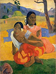 Paul Gauguin When Will You Marry 1892 French Post Impressionist Oil Painting Art Cool Wall Decor Art Print Poster 24x36