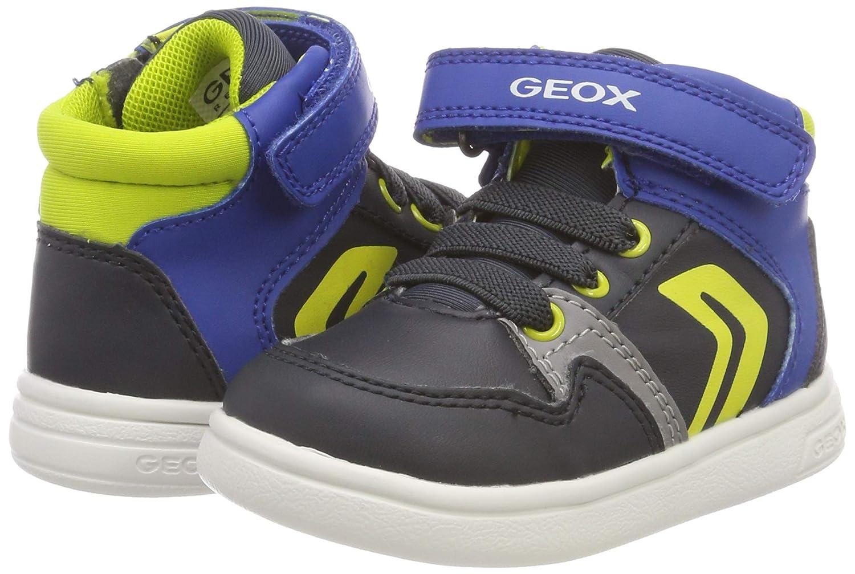 marea Dislocación Sencillez  Primeros pasos Zapatillas para Bebés Geox B Djrock Boy A Bebé