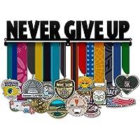 Medallero Motivacional - Never Give Up