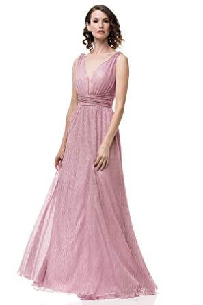 21bd857f336a BICICI & COTY Womens Empire Waist Evening Dress Lilac at Amazon ...