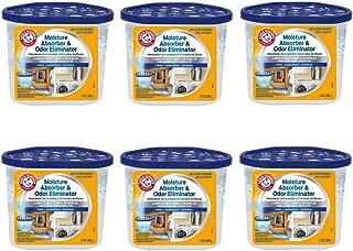 product image for Arm & Hammer FGAH14 14 Moisture Absorber & Max Odor Eliminator Tub, 14 oz (6 pack)