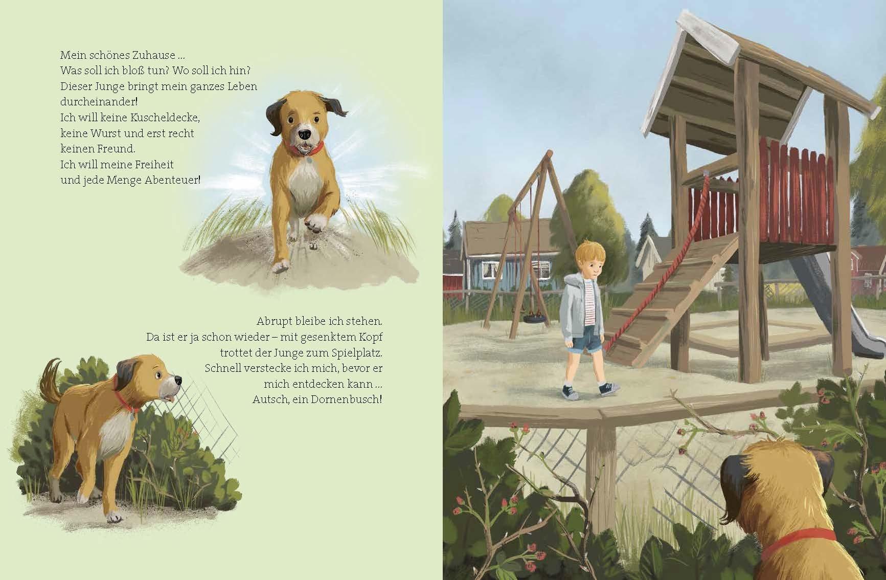 Oscar - Ein Hund findet ein Zuhause: 9783961290307: Amazon.com: Books