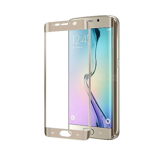 6 opinioni per Celly Glass Protezione in Vetro Temperato per Samsung Galaxy S6 Edge Plus,
