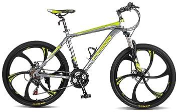 """Merax Finiss 26 """"aluminio 21 velocidad MG llantas de aleación para bicicleta ..."""