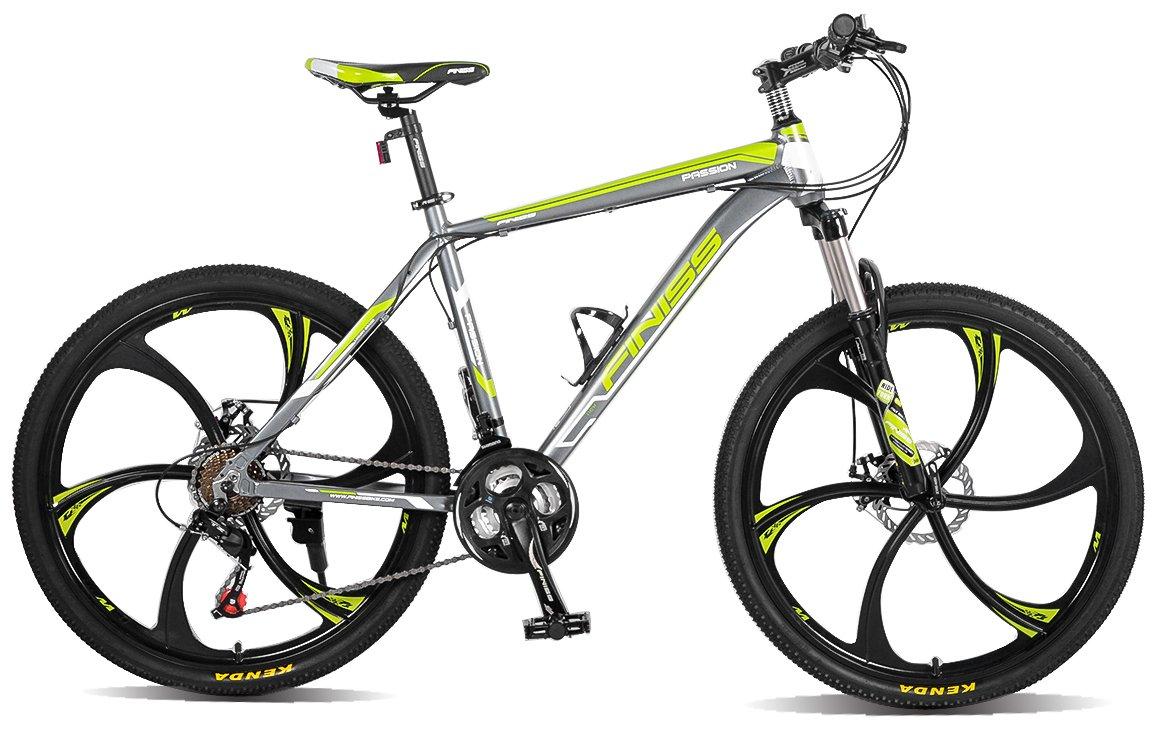 Merax Finiss 26 Mountain Bike Review